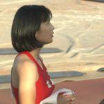 【画像100枚】茨城国体陸上2019女子、美女選手が多すぎる!湯浅佳那子(日体大)の100m優勝後の笑顔がかわいい!