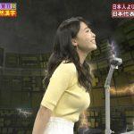 渡邊渚Gカップ乳